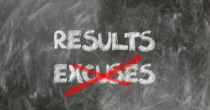 Intentie versus resultaat